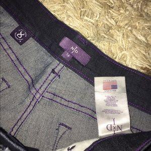 Women's NYDJ Capri Jeans